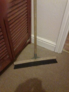 Essential Carpet Pile Brush For Agitating Pre-Spray Solution
