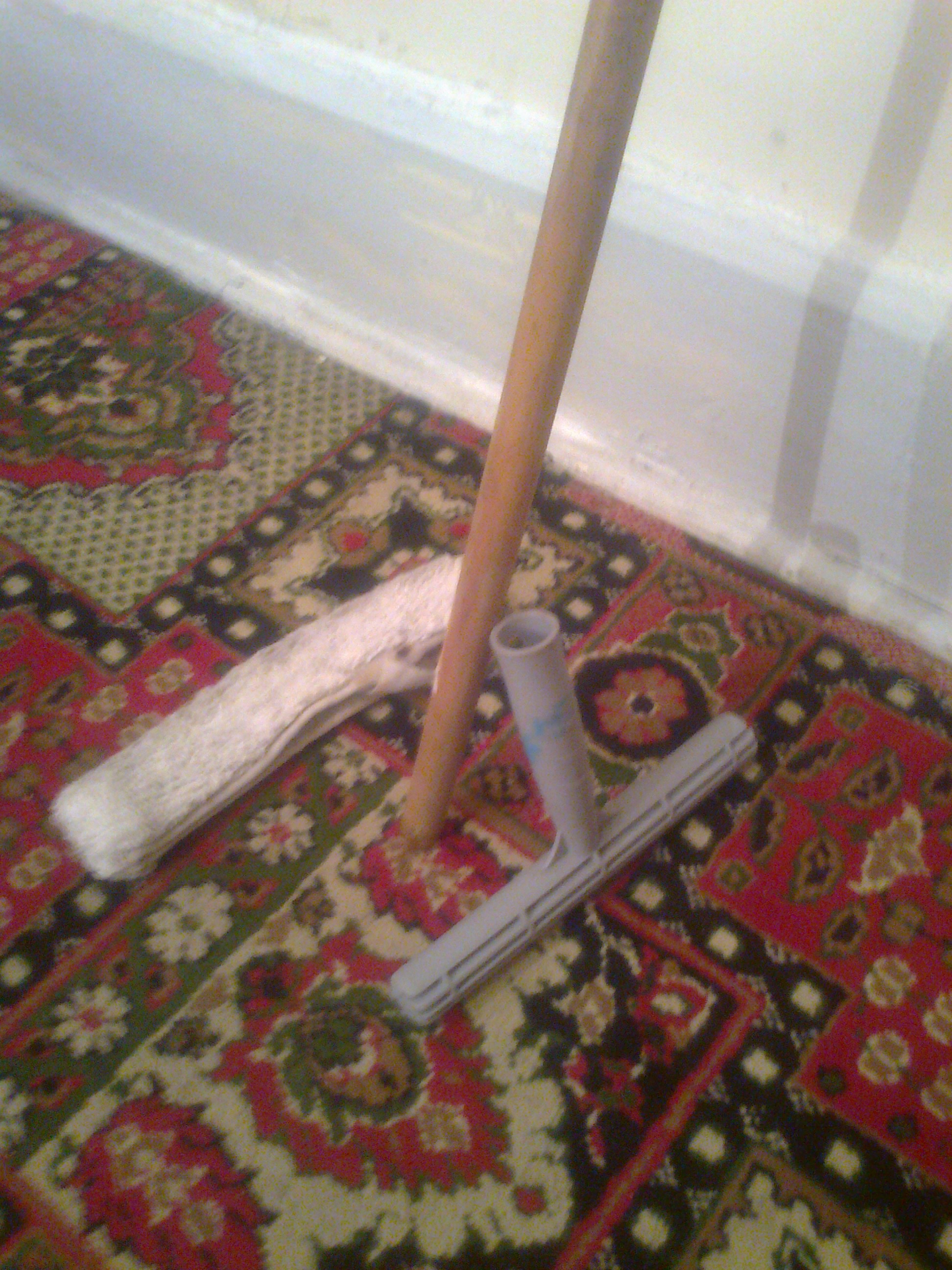 ways to clean carpet without machine