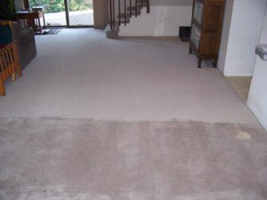 Method for best carpet cleaning