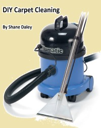 carpet cleaning e book cover