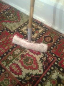Buff carpet cleaner